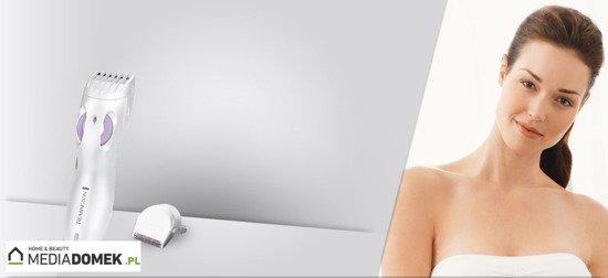 REMINGTON BKT3000C Bezprzewodowy trymer do bikini Smooth & Silky