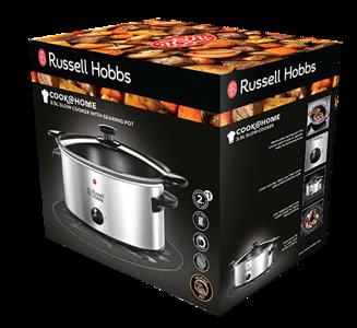 RUSSELL HOBBS 22740-56 WOLNOWAR COOK@HOME