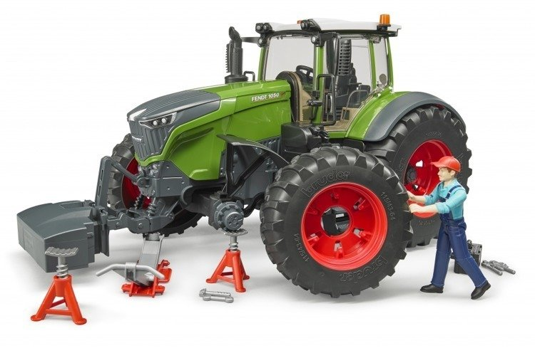 Bruder 04041 traktor Fendt+figurka mechanika 62100