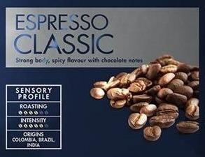 Kawa Delonghi Kimbo Espresso Classic 1KG Do 03.2021