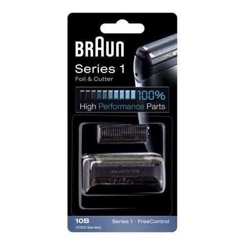 NOWOSC! Braun Folia + Noz 10B 1000 WROCLAW Series