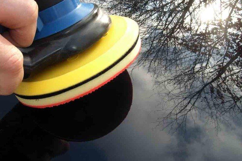 Oczyszczający pad glinkowy glinka Tornador SpeedShine do Polerki