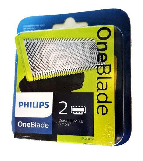 PHILIPS QP220 OneBlade  2 wymienne ostrza Wrocław