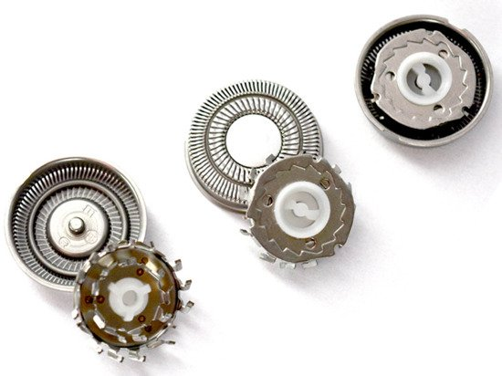 Shaver-Parts HQ2 HP1917 Głowice golące do golarek Philips HQ2 HP1917