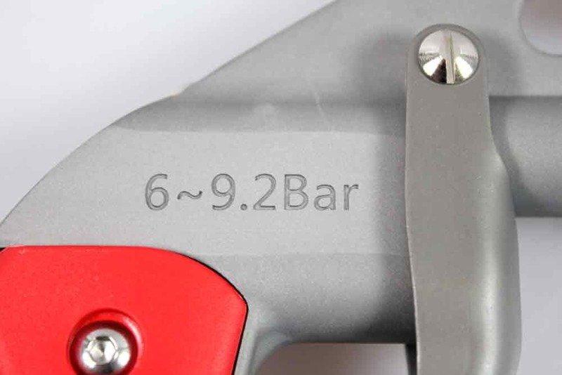 TORNADOR BASIC Z-014S impulsowy pistolet do czyszczenia na sucho.