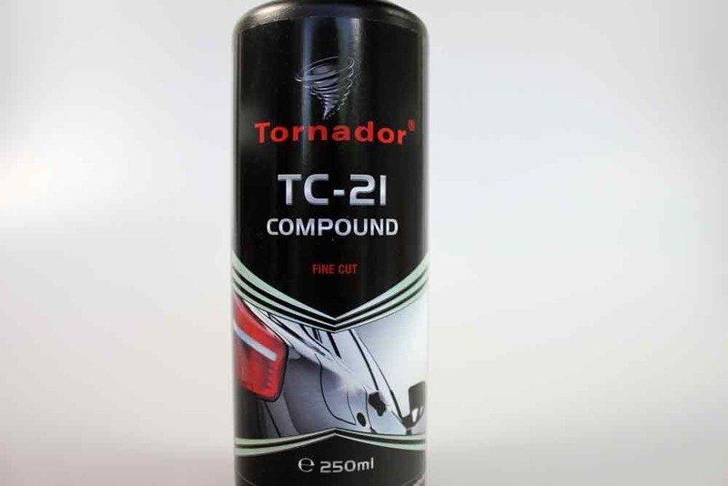 Tornador TC-21 politura Pasta do polerowania 250ml