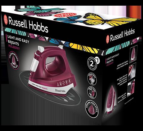 Żelazko parowe Russell Hobbs 24820-56 Moc 2400W