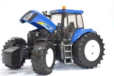 Bruder 03020 Traktor New Holland T8040 24h