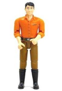 Bruder 60007 Figurka Robotnik mężczyzna 11cm