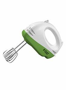Russell Hobbs 19420-56 Kitchen biało-zielony mikser ręczny